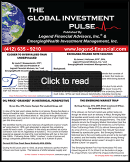 The Global Investment Pulse