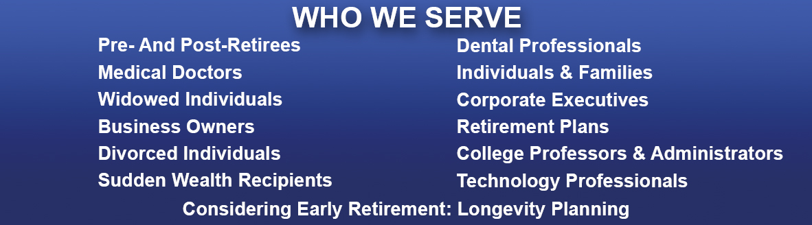 Who|We Serve